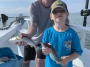 Miss Oregon Inlet Head Boat Fishing, Trout Tuesday
