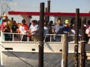 Miss Oregon Inlet Head Boat Fishing, V.I.P.'s Gettin' It Done!!