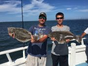 Miss Oregon Inlet Head Boat Fishing, It's a Floundering Good Time!!