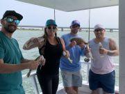 Miss Oregon Inlet Head Boat Fishing, Mixed Bag