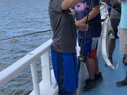Miss Oregon Inlet Head Boat Fishing, Fishy Friday