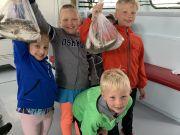 Miss Oregon Inlet Head Boat Fishing, Captain Tripp is back!