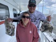 Miss Oregon Inlet Head Boat Fishing, Sea Mullet Saturday