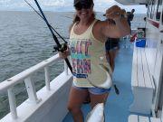 Miss Oregon Inlet Head Boat Fishing, Flounder Season Is Back