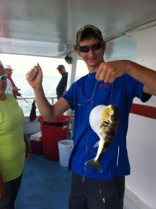 Miss Oregon Inlet Head Boat Fishing photo